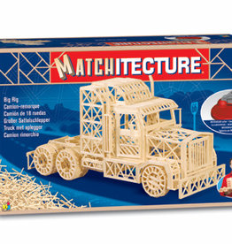 Mathchitecture Matchitecture - Camion-Remorque