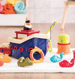 Battat B. Baby - Bateau de pêcheur