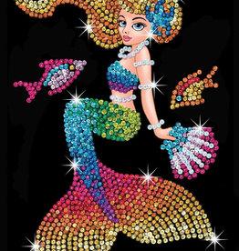 Sequin Art - Mia la sirène