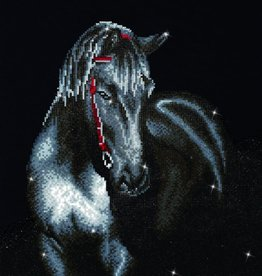 Diamond Dotz Diamond Dotz - Midnight Stallion