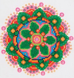 Diamond Dotz Diamond Dotz - Flower Mandala