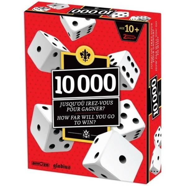 10 000 jeu de dés