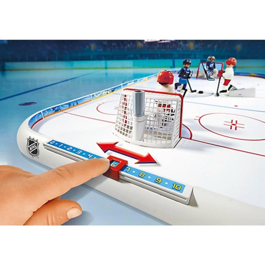 Playmobil Playmobil LNH - Table de hockey