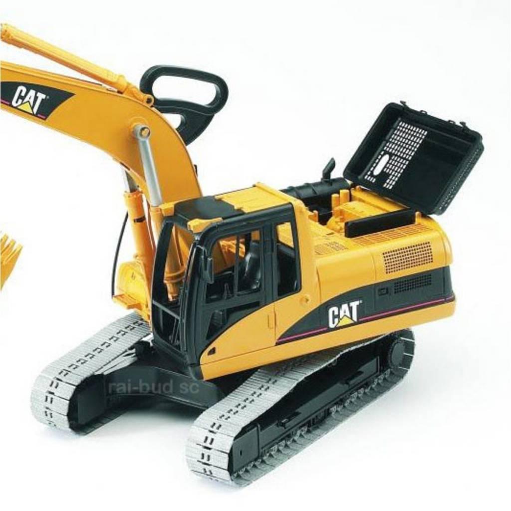Bruder Bruder - Excavatrice Cat 24''