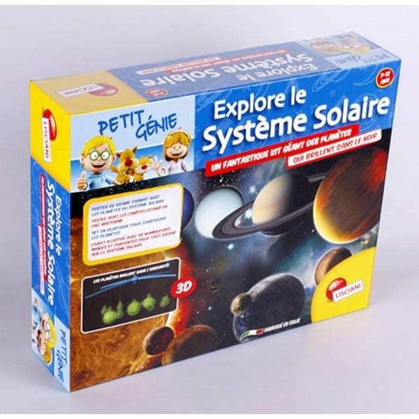 Petit Génie - Explore le système solaire