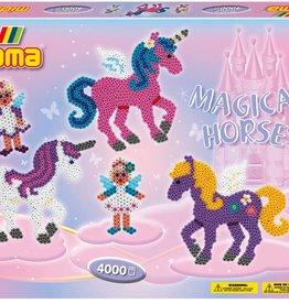 Hama - Chevaux magiques