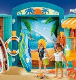 Playmobil Playmobil - coffret de surf