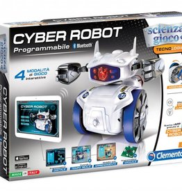 Cyber robot programmable