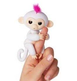 Bébé singe à porter sur son doigt