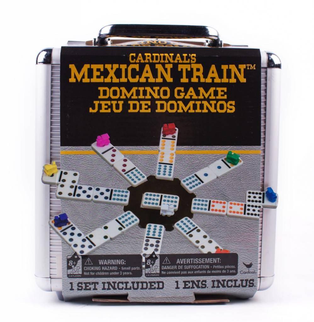 Cardinal Train mexicain-jeu de dominos double 12