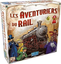 Days of wonder Les Aventuriers du Rail  - États-unis