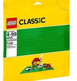 Lego Plaque de base verte