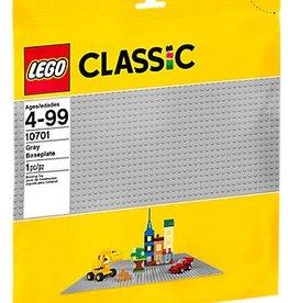 Lego Plaque de base grise
