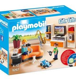 Playmobil Ensemble  de salon équipé