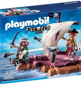 Playmobil Radeau de pirates