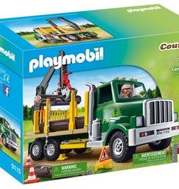 Playmobil Camion de bois