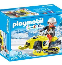 Playmobil Motoneige