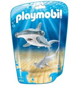 Playmobil Requin-marteau et son petit