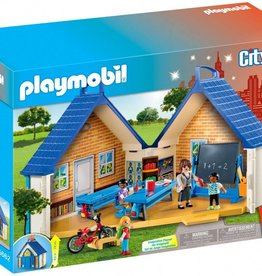Playmobil École transportable