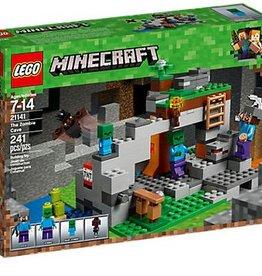 Lego LEGO Minecraft -la grotte du zombie