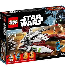 Lego LEGO STAR WARS- Tank de combat de la république