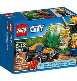 Lego LEGO City - Voiture de la jungle