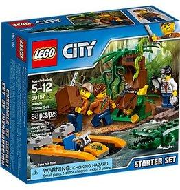 Lego LEGO City - Ensemble de départ de la jungle
