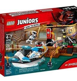 Lego LEGO Junior - La poursuite en bateau