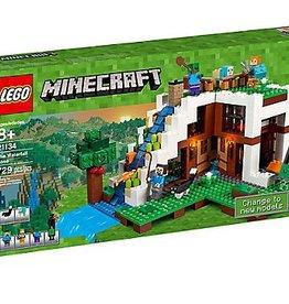 Lego LEGO Minecraft - La base de la cascade