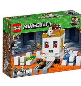 Lego LEGO Minecraft - L'arène du crâne