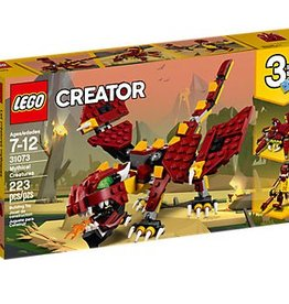 Lego LEGO Creator - Les créatures mythiques