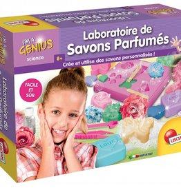 Petit génie - Laboratoire de savons parfumés