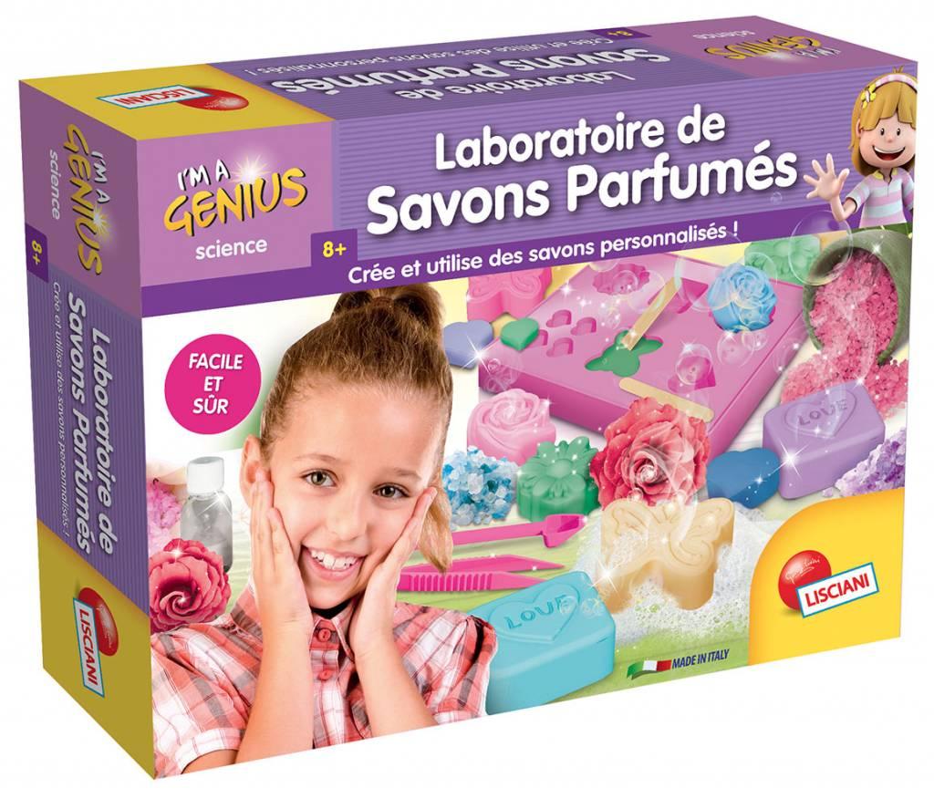 Petit génie -Laboratoire de savons parfumés