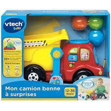 Vtech Mon camion benne à surprises