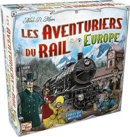 Days of wonder Les Aventuriersdu  Rail - Europe
