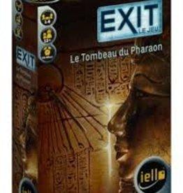 Iello Exit- Le tombeau du pharaon