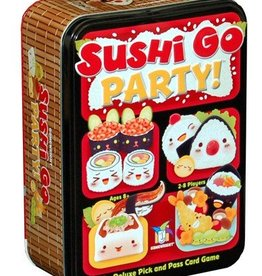 Gamewright SUSHI GO PARTY