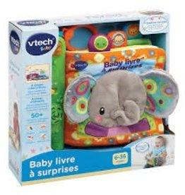 Vtech Baby livre souple à surprises