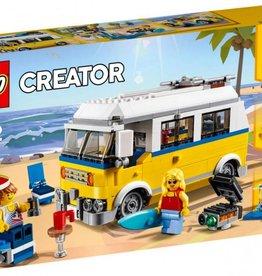 Lego LEGO Creator - Le van des surfeurs