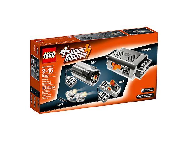 Lego LEGO TECHNIC - Ensemble de moteur