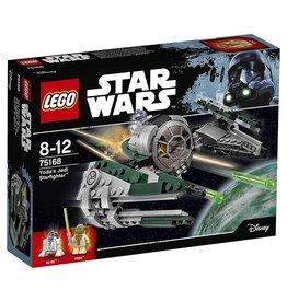 Lego LEGO Star wars - Le starfighter de Yoda