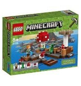 Lego LEGO Minecraft - L'ile des champignons