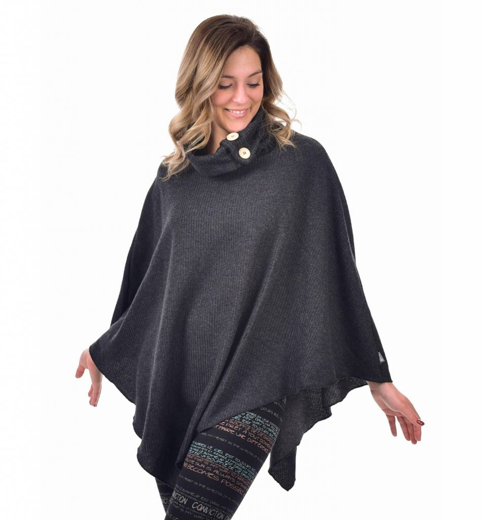Message Factory Poncho Artic