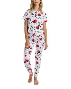 Secret Garden Short Sleeve Floral Set