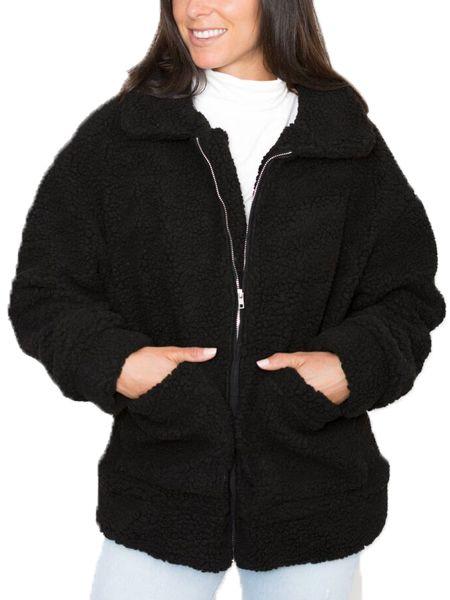 PRIV The Hunty Teddy Coat