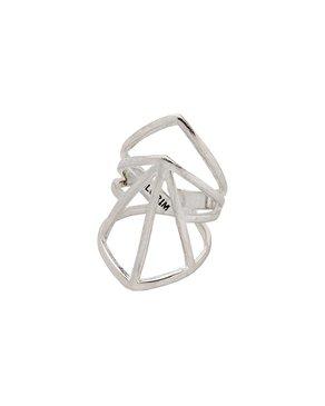 Pilgrim Pilgrim Silver Ring