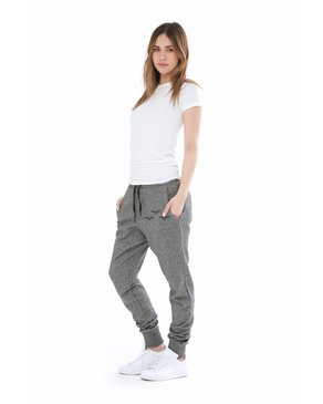 LAZYPANTS Le Riley Jogger en Granite