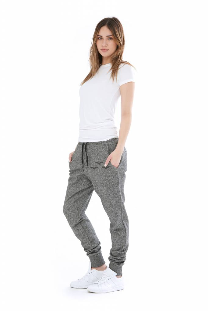 LAZYPANTS The Riley Relaxed Jogger In Granite