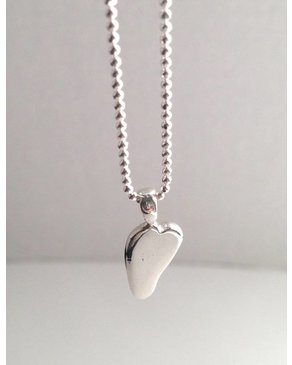 Ciao Angel Heart Fall In Love - Short Necklace
