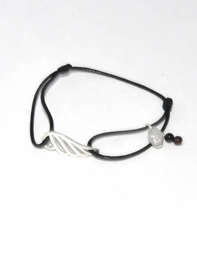Ciao Angel Bracelet Aile Merci Angel – Noeud